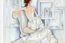 S K E T C H / I L L U S T R A T E / Amazing sketches and illustrations... / by ~Janet Copeland~