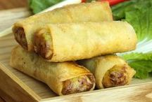 Moroccan Salads & Appetizers / السلطات و فواتح الشهية المغربية