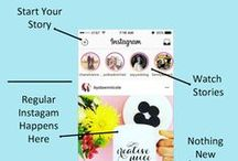 How To Social Media Tutorials / How To Guides for all your Social Media accounts. #Instagram #Pinterest #Facebook #Twitter #InstagramStories