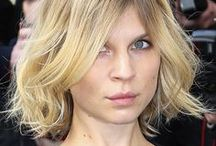 Hair obsession / finding haircut to show for my next visit to le coiffeur. Not an easy one, believe me !