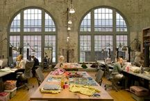 Creative office space / by Elsa Grierson