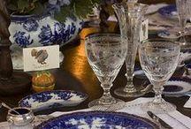 Table decor glamour