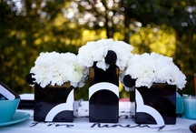 Table Setting & Centerpieces