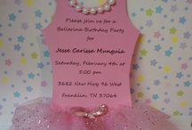 Invitations and Stationery