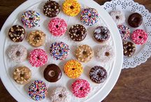 Sweets and Treats / From cookie recipes to cakes, all things dessert related and delicious.