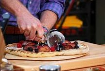 pizza 1000 ways / by Patti Jones