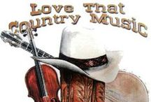 Sing Me Country music / by Bonnie Smith