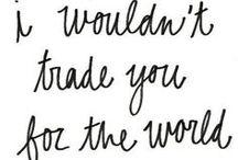 Sweet Words / by Christina Ramirez