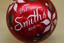 Ornaments  / by Darlene Smith