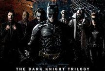 Batman, The Dark Knight / All things Batman because The Dark Knight is LEGENDARY / by Micheline Després