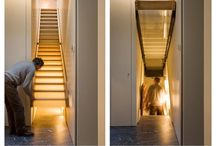 Secret passages/rooms / by Diane Weigel