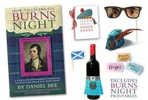 Burns Night Supper celebration ideas, poems, songs, recipes and activities! / Burns night is held on January 25th and every year is celebrated by millions of Scots and friends, living all around the world. Especially popular for ex-patriots living in Canada, United States , New Zealand and mostly any where that sells whisky.
