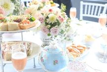 High Tea / High Tea at WatervieW and inspiration.