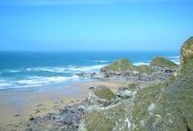 Beaches & Coast / The hotel is only a 5 minute walk from Porth and Whipsiderry Beach. Watergate Bay is a 20 minutes stroll along the beautiful coast.