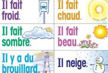 French Resources / A board that includes a selection of our French books, games and resources.