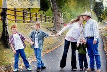 Family Picture Ideas / by Sky Buffat