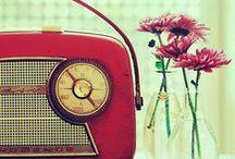 Radio / by Sari Waldén