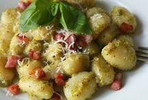 Italian recipes / Antipasti, Primi and Carne ideas to turn any meal into a authentic Italian feast.