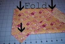 sewing tips and tricks / by Marsha Kinder