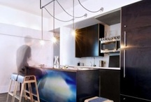 Residential Design: Kitchens / by Holly Murdock