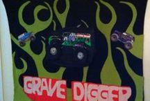 grave digger banner