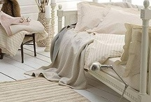 Country Shabby Chic decor by Natural Area Rugs