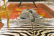 Cowhides and animal print rugs by Natural Area Rugs / Natural Cowhides and animal prints rugs available at Natural Area Rugs