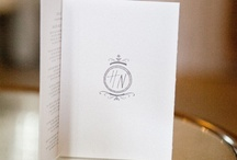 Paper, Invites, Gift wrap, Details ... / by David Pressman Events LLC