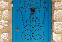 Colored Doors/Rustic Doors / by Desiree Tennen