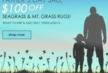 Events & Promotions by Natural Area Rugs / coupons, special events and promotions by www.naturalarearugs.com