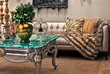 Accented Rooms / Ideas and Inspiration by Natural Area Rugs