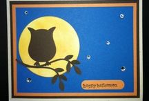 Stampin' Up! Owl Punch / I just LOVE Stampin' Up!'s owl punch!!!  You can do so many things with this cute little owl.