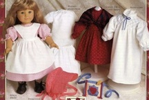 doll clothes / by Marsha Kinder