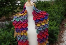 crochet-apparel / by Marsha Kinder