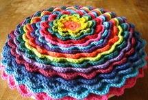 crochet-misc patterns / by Marsha Kinder