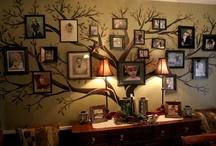 photo displays / by Marsha Kinder