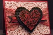 Stampin' Up! Valentine's Day / Projects designed with Stampin' Up! supplies and other fabulous Valentine's Day projects I've found.