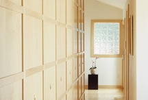 Residential Design: Millwork and Moldings / by Holly Murdock