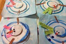 Teaching: ART / K-12 Art education / by Taryn McKeeth