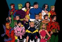 01 Legion of Super-Heroes / by Terry Faught