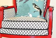 Redo furniture / by Desiree Tennen