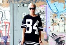 Street Style / Great street style and how to copy it with a little help from iKrush!