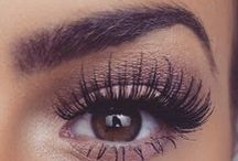 Beauty Edit / Cute candy claws, feathered false lashes and layers of lush lipstick <3