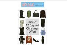 IKRUSH Press Updates / Latest press releases featuring IKRUSH!! x