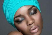 Head scarfs are beautiful! :)