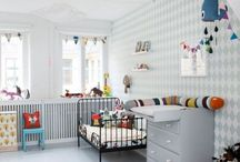 Kiddo Spaces / by McKenzie Tackett