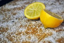 Green Cleaning / Natural homemade remedies for cleaning your home / by Misti Bee
