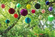 Garden Party / Garden Party. Tuinfeest!