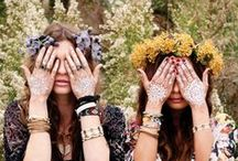 Festival Fashion / Get Coachella ready with some inspo pics and our favourite festival items. x