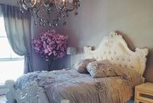 Dream Bedrooms / Here at Ikrush we think every girl is a PRINCESS - so you're bedroom should be fit for one